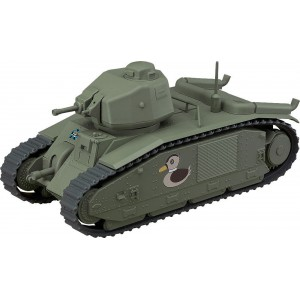 Girls und Panzer das Finale Nendoroid More Vehicle Char B1 bis