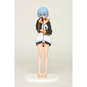 Re:Zero figúrka Rem Subaru's Training Suit Version