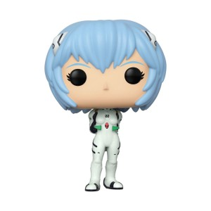 Evangelion POP! figúrka Rei Ayanami