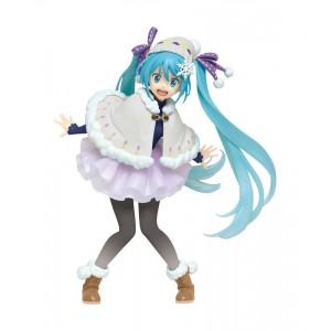Vocaloid figúrka Hatsune Miku Winter Ver. Renewal
