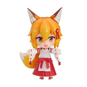 The Helpful Fox Senko-san Nendoroid figúrka Senko