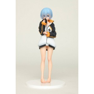 Re:Zero figúrka Rem Subaru's Training Suit Ver.